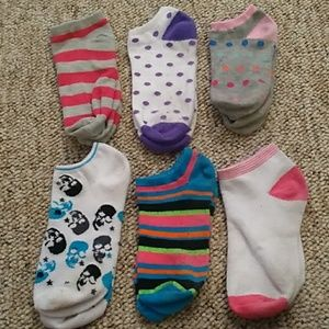 Other - Lot of 6 pair of socks